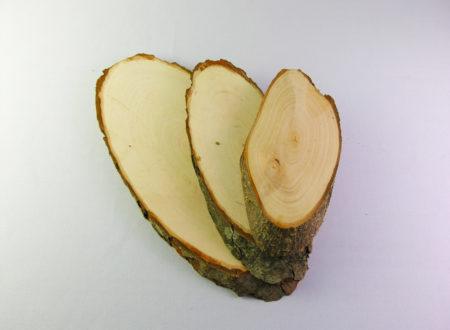 Fette in legno