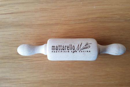 Art.149 - Mattarellino personalizzato a laser